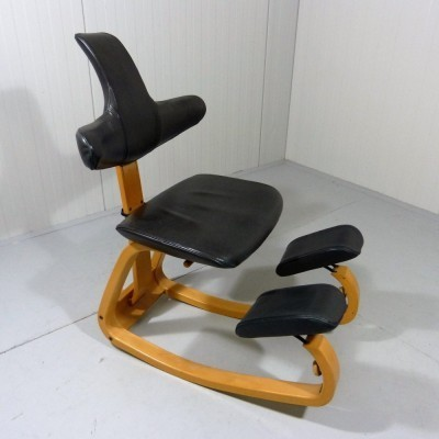 Thatsit Balance office chair by Peter Opsvik for Stokke, 1980s