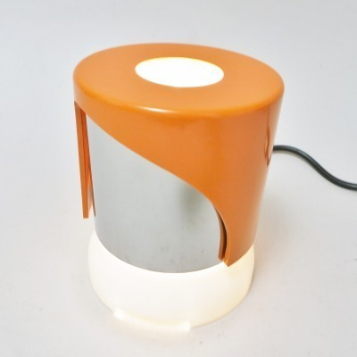 Model 4024 desk lamp from the seventies by Joe Colombo for Kartell
