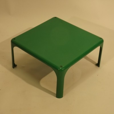 Dimitrio side table from the sixties by Vico Magistretti for Artemide