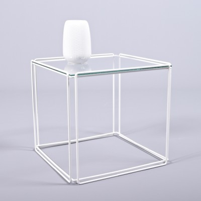 Isocèle side table by Max Sauze for Atrow, 1960s