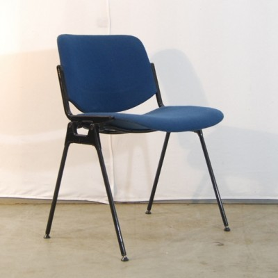 8 dinner chairs from the seventies by Giancarlo Piretti for Castelli