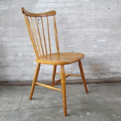 Set of 4 vintage dining chairs, 1960s
