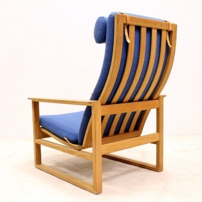 Model 2254 lounge chair from the sixties by Børge Mogensen for Fredericia