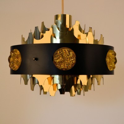 Hanging lamp from the fifties by Carl Thore for unknown producer