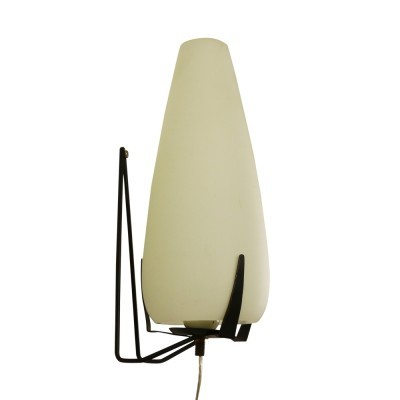 Wall lamp from the fifties by Louis Kalff for Philips