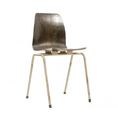 40 dinner chairs from the sixties by unknown designer for unknown producer