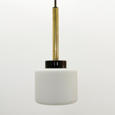 Hanging lamp from the forties by unknown designer for Stilnovo