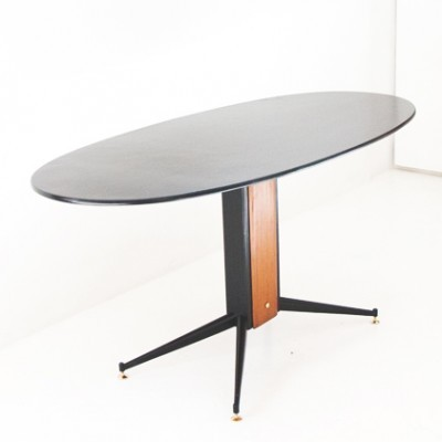 Dining table from the fifties by unknown designer for unknown producer