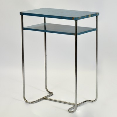Tn 22 side table from the thirties by unknown designer for Mücke Melder