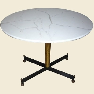 Side table from the sixties by Ignazio Gardella for unknown producer