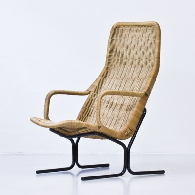 Lounge chair from the sixties by Dirk van Sliedregt for Rohé Noordwolde
