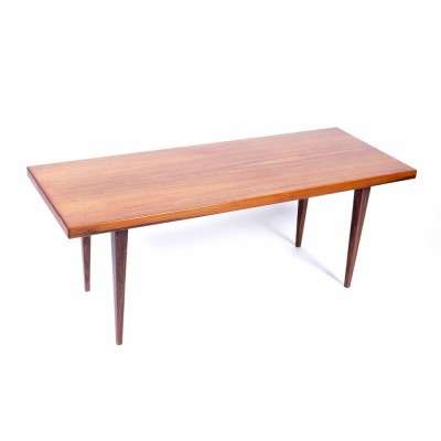 Coffee table from the fifties by unknown designer for Silkeborg Denmark