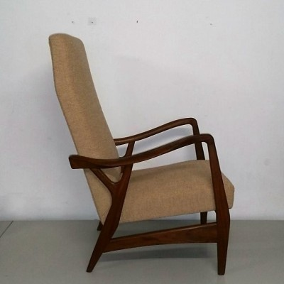 Lounge chair from the sixties by unknown designer for Topform