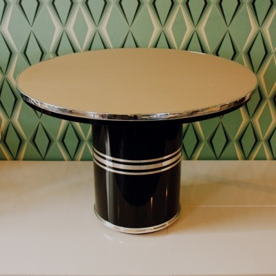 Rio dining table from the forties by unknown designer for Mauser