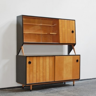 Cabinet by Erich Stratmann for Idee Möbel, 1950s