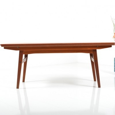 Coffee / Dining coffee table by unknown designer for unknown producer