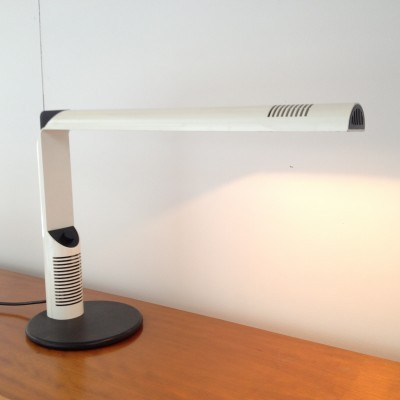 Abele desk lamp by Gianfranco Frattini for Luci
