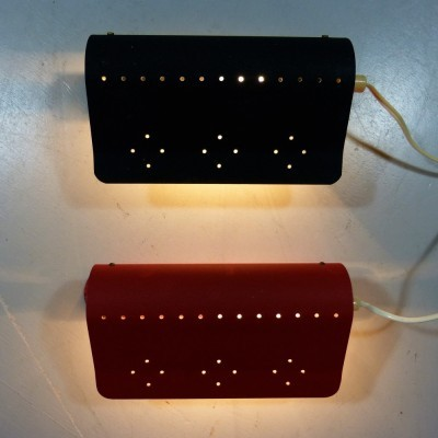 Bedside Wall Lamp by Unknown Designer for Unknown Manufacturer
