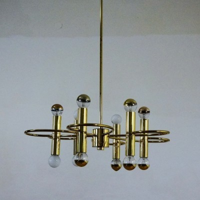 Hanging lamp from the sixties by unknown designer for Schmidt