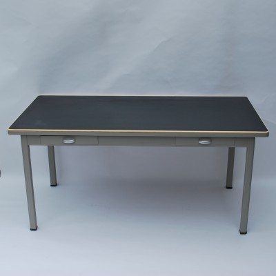 Model 7224 dining table by W. Gispen for Gispen, 1940s