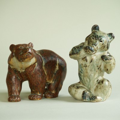 Ceramic from the fifties by Knud Kyhn for Royal Copenhagen