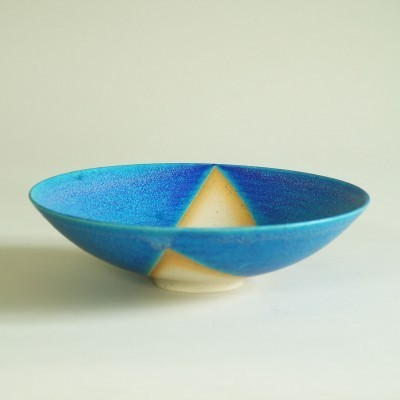 Large Bowl by Inger Krebs for Krebs Studio, 1970s