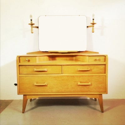 Chest of drawers by E. Gomme for G Plan, 1950s