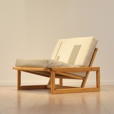 Mod. 200 Carlotta lounge chair from the fifties by unknown designer for Cassina