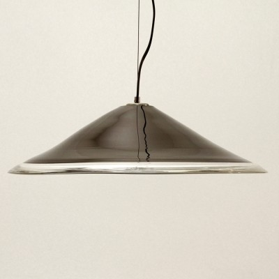 Melania hanging lamp by Renato Toso for Leucos, 1960s