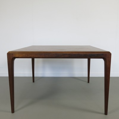Coffee table by Johannes Andersen for Silkeborg Denmark, 1960s