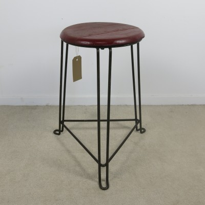 Stool from the thirties by Jan van der Togt for Tomado Holland