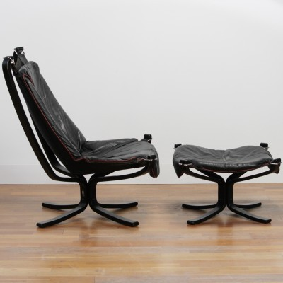 Lounge chair by Sigurd Ressell for Vatne Møbler, 1950s