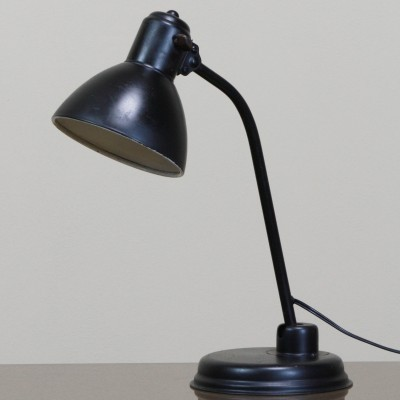 Desk lamp by Christian Dell for Kaiser Leuchten, 1940s