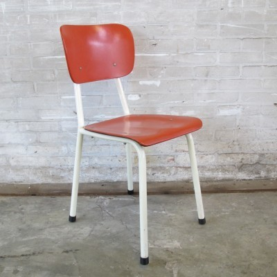 2 x Brabantia dining chair, 1960s