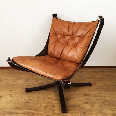 Lounge chair by Sigurd Ressell for Vatne Møbler