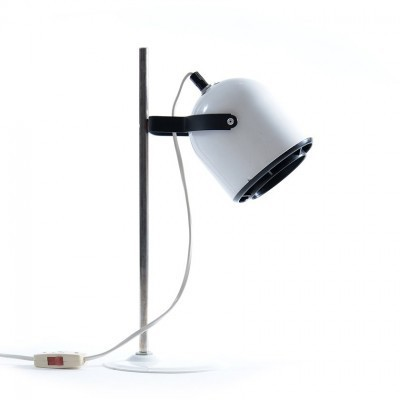 Desk lamp from the seventies by unknown designer for Elektrofém ISZ