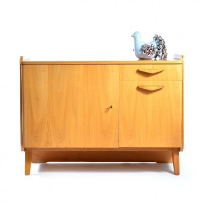 Sideboard from the sixties by unknown designer for Tatra Nabytok NP