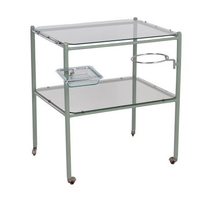 Industrial Medical Table serving trolley, 1950s