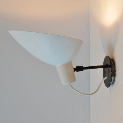 2 x Visor wall lamp by Vittoriano Vigano for Arteluce, 1950s