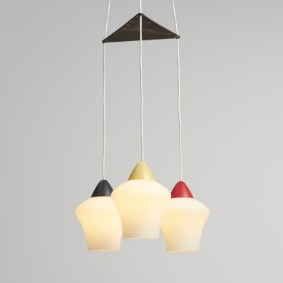 Hanging lamp from the fifties by Louis Kalff for unknown producer