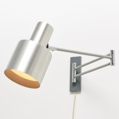 Horison wall lamp from the fifties by Jo Hammerborg for Fog & Mørup