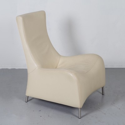 2 DS264 lounge chairs from the eighties by Matthias Hoffmann for De Sede