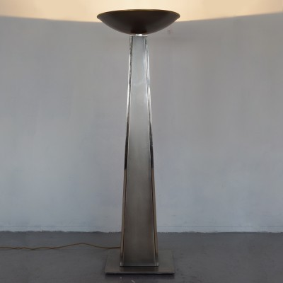 Uplighter Regency Halogen floor lamp from the sixties by unknown designer for unknown producer