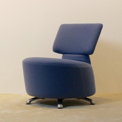 Aki lounge chair from the nineties by Toshiyuki Kita for Cassina