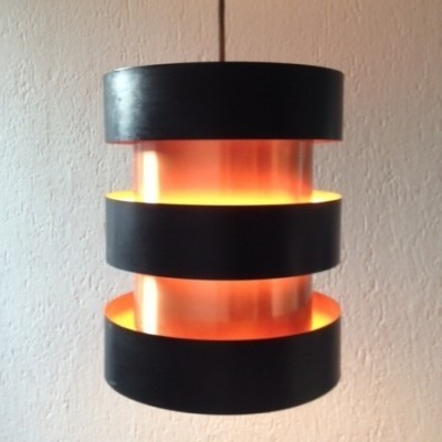 Hanging lamp from the fifties by Jo Hammerborg for Fog & Mørup