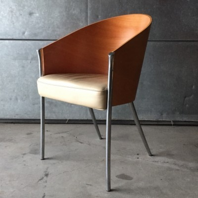 6 x King Costes arm chair by Philippe Starck for Driade, 1990s