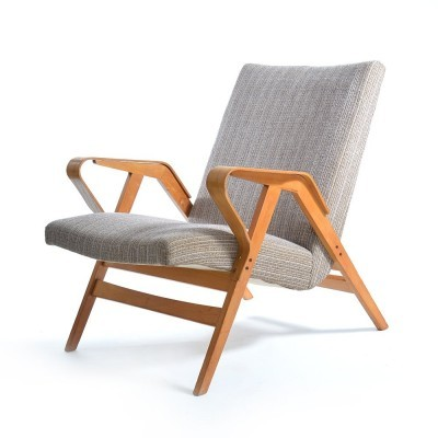 Lounge Chair by Unknown Designer for Ton