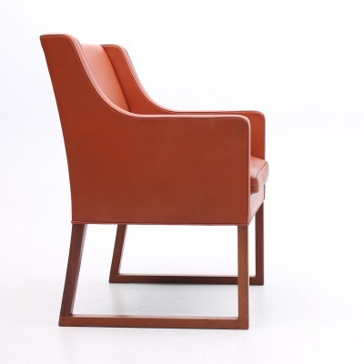 Set of 2 Model 3246 lounge chairs from the fifties by Børge Mogensen for Fredericia