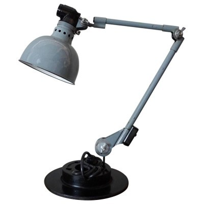 Desk lamp from the twenties by unknown designer for Rademacher