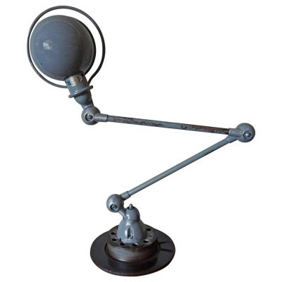 Desk lamp from the fifties by Jean Louis Domecq for Jieldé
